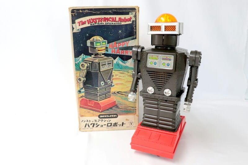 ヨネザワ【バクショーロボット The HYSTERICAL Robot】