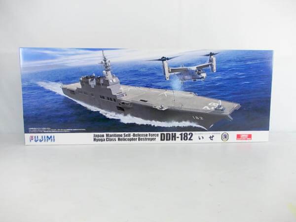 フジミ 1/350 海上自衛隊ヘリコプター搭載護衛艦 DDH-182 いせ