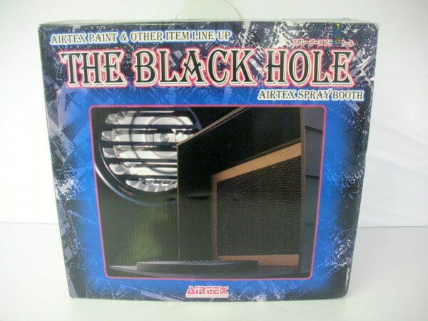 エアテックス スプレーブース ブラックホール