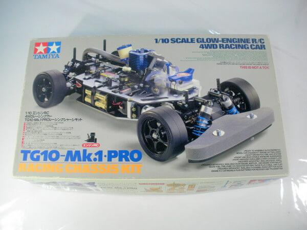 タミヤ1/10 TG10-Mk.1・PRO レーシングシャーシキット 44020