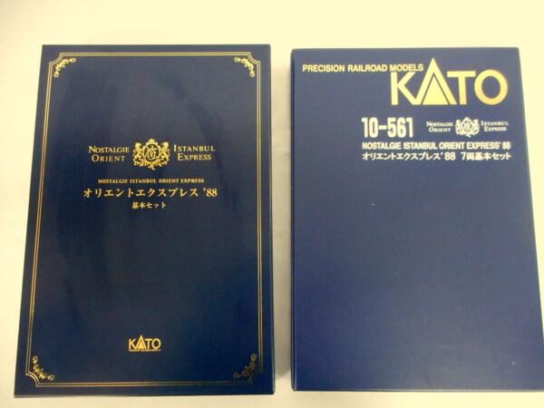 KATO 10-561 オリエントエクスプレス '88