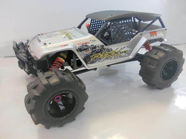 京商 1/8 電動オフロードカー FO-XX VE