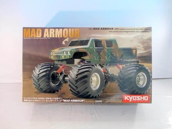 京商 モンスタートラック MAD ARMOUR 31224