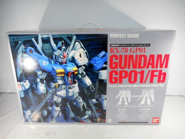 PG 1/60 ガンダムGP01/Fb フルバーニアン コンバージョン