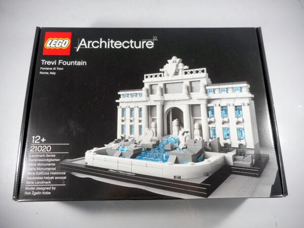 レゴ Architecture 【21020 トレヴィの泉】