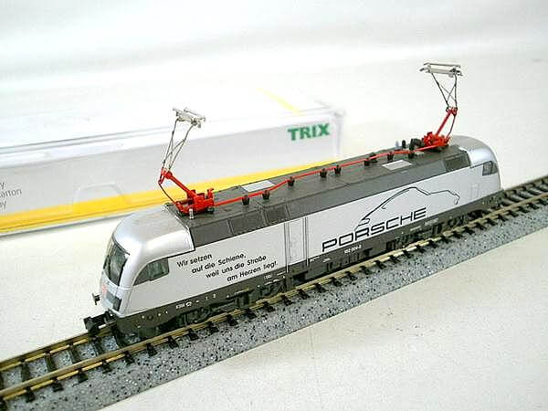 トリックス TRIX 鉄道模型 買取 ドイツ鉄道模型メーカー Oゲージ、HOゲージ、Nゲージ、Zゲージ、ストラクチャーなど