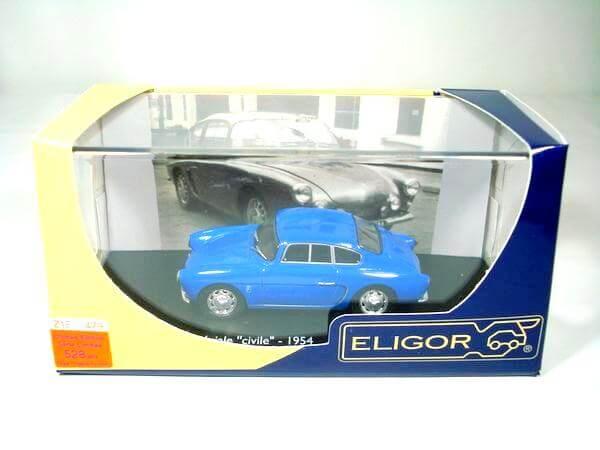 エリゴールのミニカーは、フランスに本拠地を置くミニカーブランドです。最近はレーシングカーやトランスポーターなどのモデルを多数制作されおり、他には、Hトラックなどの特装車を中心に豊富なラインナップ展開をしています。
