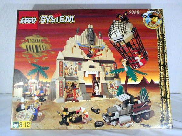 LEGO SYSTEM レゴシステム(5988)をお買取しました!