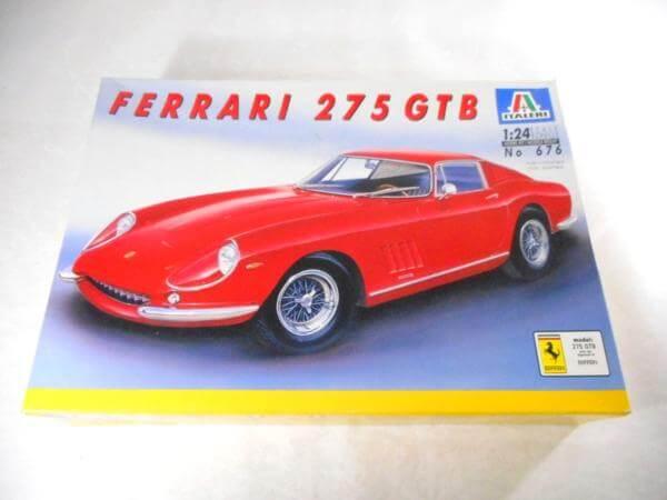 イタレリ 1/24 フェラーリ 275 GTB #676