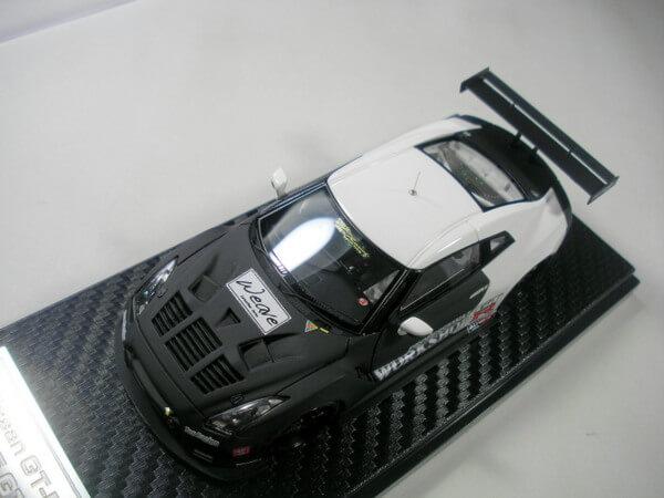 HPI MIRAGE1/43 ニッサンGTR TR35 2010 TestCar