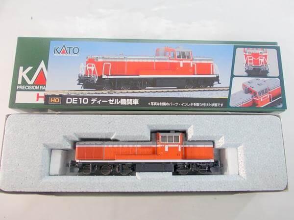 KATO 1-703 DE10 ディーゼル機関車 HOゲージ