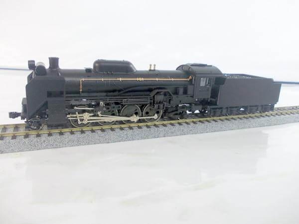 KATO 1-202 D51(標準形) 蒸気機関車 HOゲージ