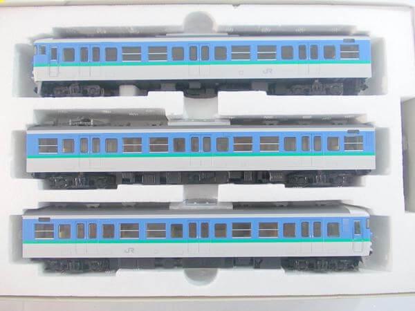 TOMIX HO-013 JR115-1000系 近郊電車(長野色)セット