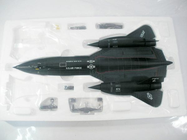 センチュリーウイングス 1/72 アメリカ空軍 SR-71 ブラックバード