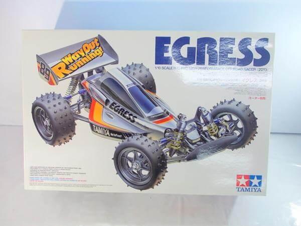 タミヤ 1/10 電動RC 4WDレーシングバギー イグレス(2013) 58583