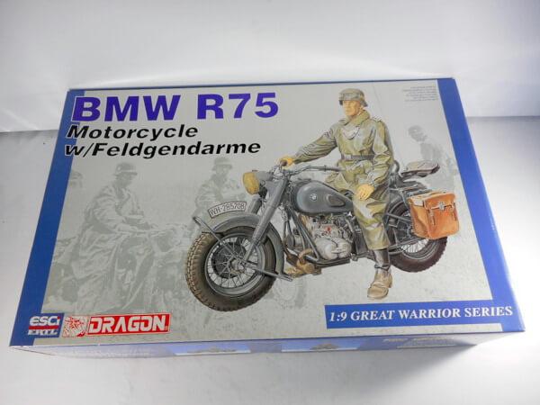 ドラゴン 1/9 BMW R75 w/Feldgendarme #1801