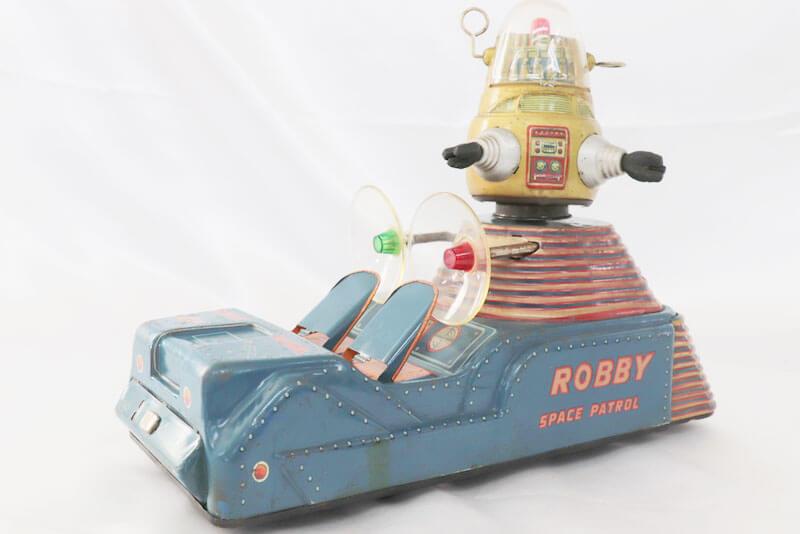 ロビー-スペースパトロール