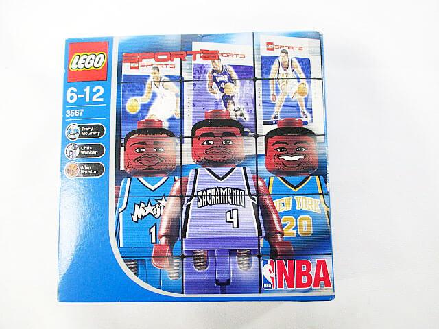 レゴ-スポーツ【3567 NBA-(バスケットボール)-Set