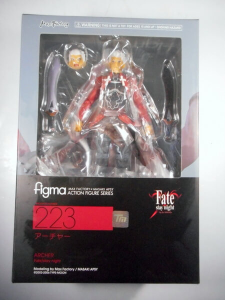 figma Fate stay night 【アーチャー】 #223