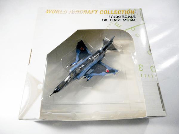 ワールド エアクラフト コレクション 1/200 F-4EJ kai 8SQ
