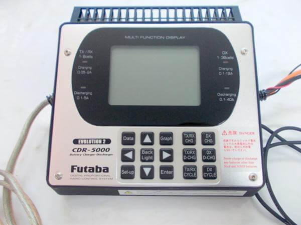 フタバ CDR-5000 エボリューション2