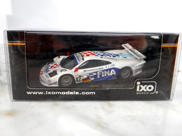 IXO 1/43 マクラーレン F1 GTR LM 1997