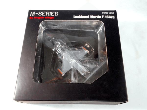 M-SERIES 1/200  ロッキードマーチン F-16B/D