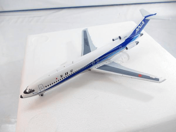 Jet-x 1/200 ANA ボーイング727-200 JXL160