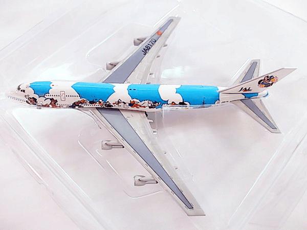 JAL 1/500 ディズニー オン ツアー ボーイング747-300
