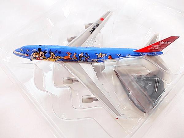 ヘルパ 1/500 JAL ドリームエクスプレス ボーイング747-400