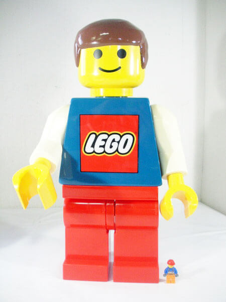 レゴ-【ジャンボフィグ-男の子】