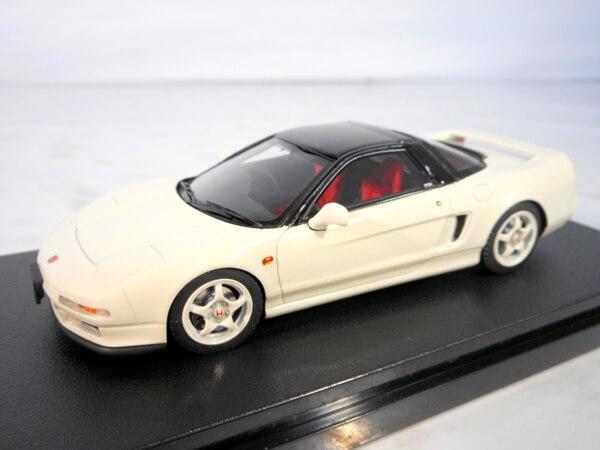 HPI 1/43 【ホンダ NSX タイプR Championship White】#8423
