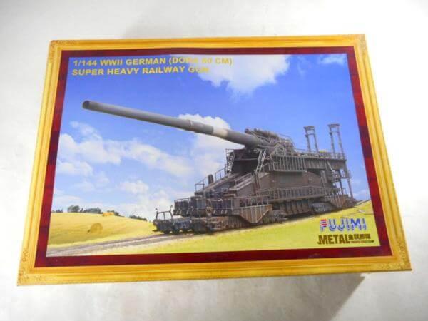 フジミ 1/144 WWⅡ ドイツ DORA 80cm #MT-9511
