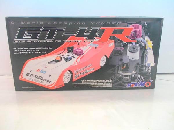 ヨコモ 1/10 GT-4R 太郎 GT-ONE