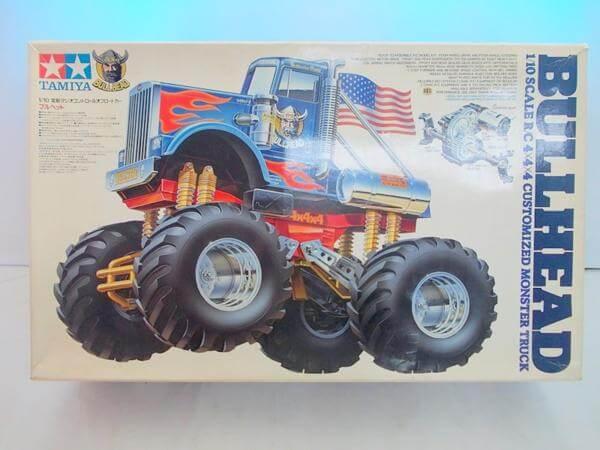 タミヤ 1/10 モンスタートラック ベルヘッド 58089