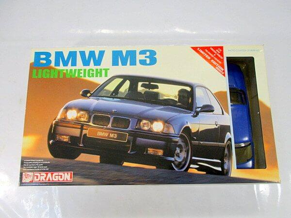 ドラゴン 1/24【BMW M3 ライトウェイト】8002X