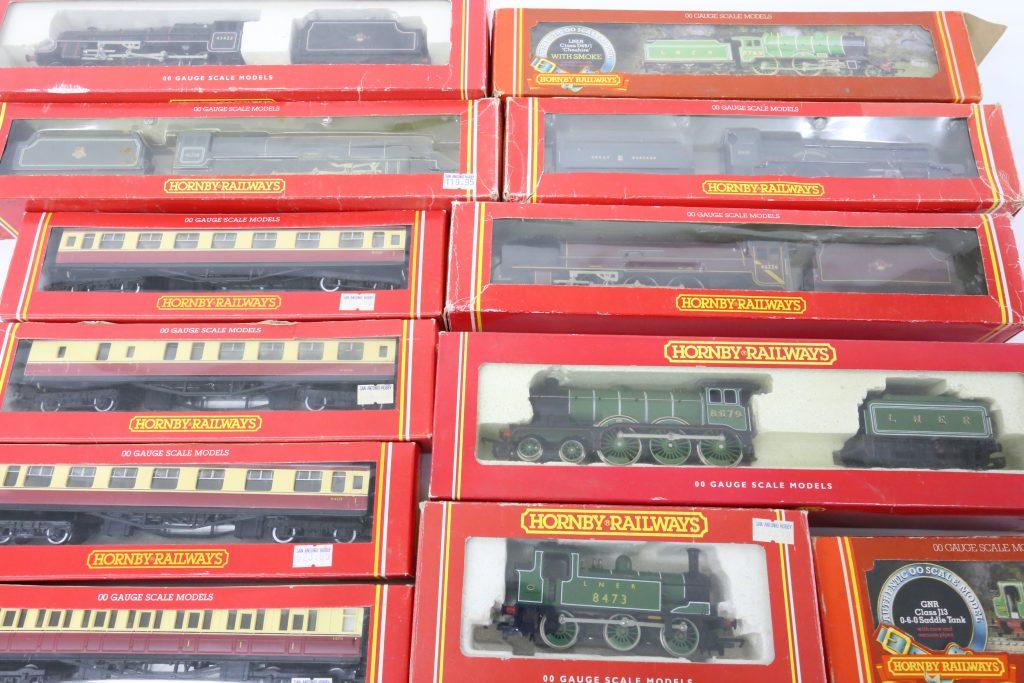 ホーンビィ|Hornby 鉄道模型を買取