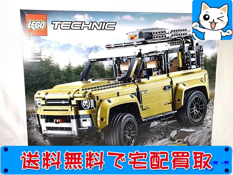 レゴ テクニック 42110 ランドローバー・ディフェンダー