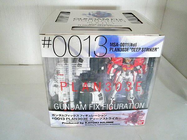 ガンダムFIX 【PLAN303E ディープストライカー】#0013