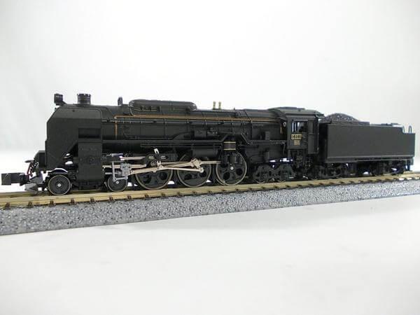 KATO 2017-3 C62-3 北海道形 蒸気機関車
