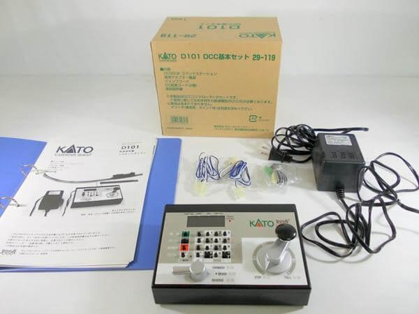 KATO 29-119 D101 DCC基本セット