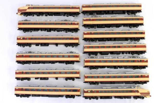 KATO HOゲージ 485系 特急電車 13両セット