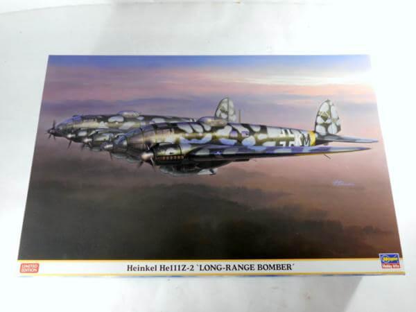 ハセガワ 1/72 ハインケル He111Z-2 長距離爆撃機 #01940