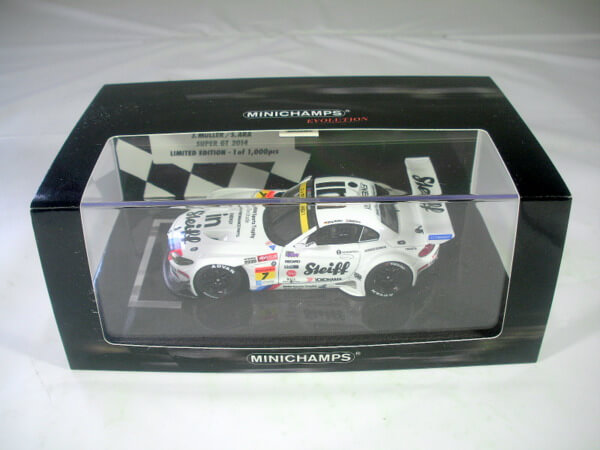 PMA1/43 BMW Z4 GT3 BMW SPORTS TROPHY TEAM STUDIE 2014 #7