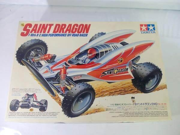 タミヤ 1/10 セイントドラゴン 2WD 58083