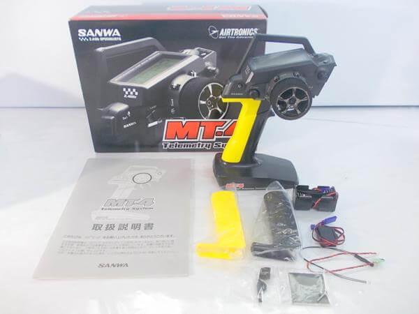サンワ MT-4 送信機 2.4GHz