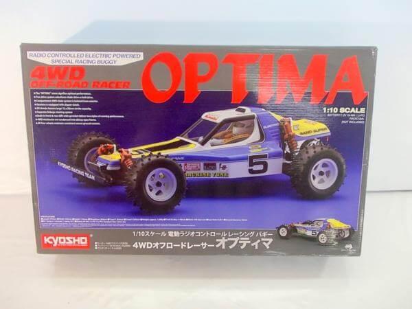 京商 1/10 4WDオフロードレーサー オプティマ 30617
