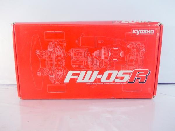 京商 1/10 FW-05R GRP FOAM TYPE 31582