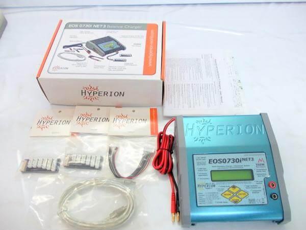 ハイペリオン EOS 0730i NET3 充電器