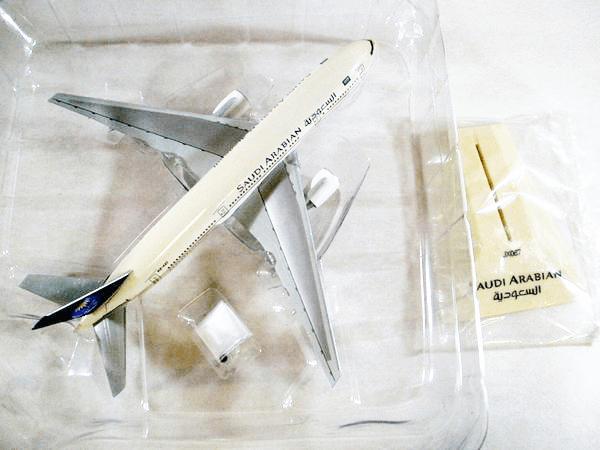 Jet-X 1/400 B777-200サウジアラビア航空 JX087